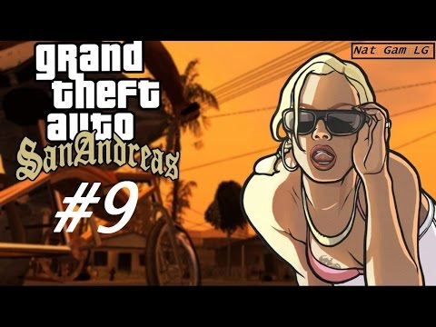 Let's Play Grand Theft Auto San Andreas Episode 9: Robbery Time