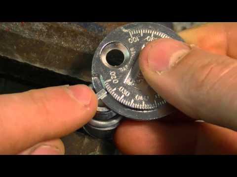 How To Use a Spark Plug Gap Tool