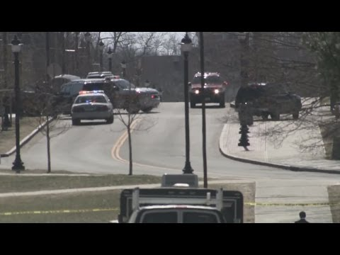 Bomb threat forces UConn campus into lockdown