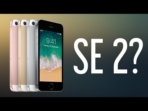 iPhone SE 2 coming March 2018? (Rumors)