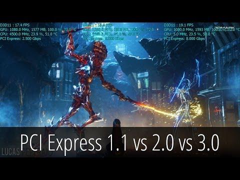 Teste: PCI Express 1.1 vs 2.0 vs 3.0 - R9 290 DC2OC/3770k Firestrike PT-BR