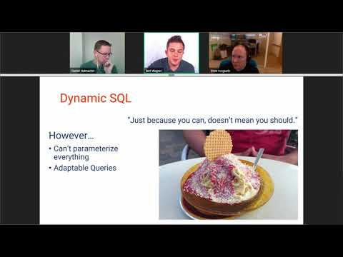 SQL Injection Attacks: Is Your Data Secure? by Bert Wagner