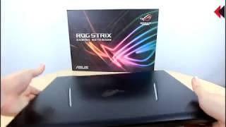 [UNBOXING] ASUS ROG STRIX GL702Z Gaming Laptop (AMD Ryzen)