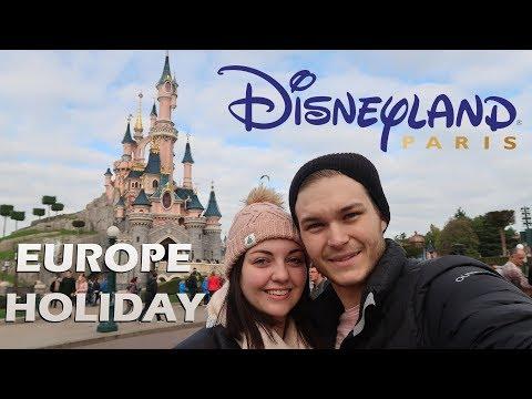 DISNEYLAND PARIS - Europe Holiday Travel part 1
