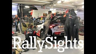 WRC Wales Rally GB 2017