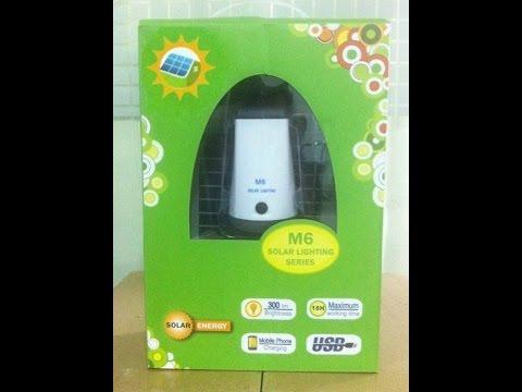 m6 solar  light manufacturer in China -Heineer