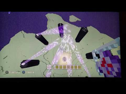 Minecraft Xbox One How to spawn the Ender Dragon NO MODS