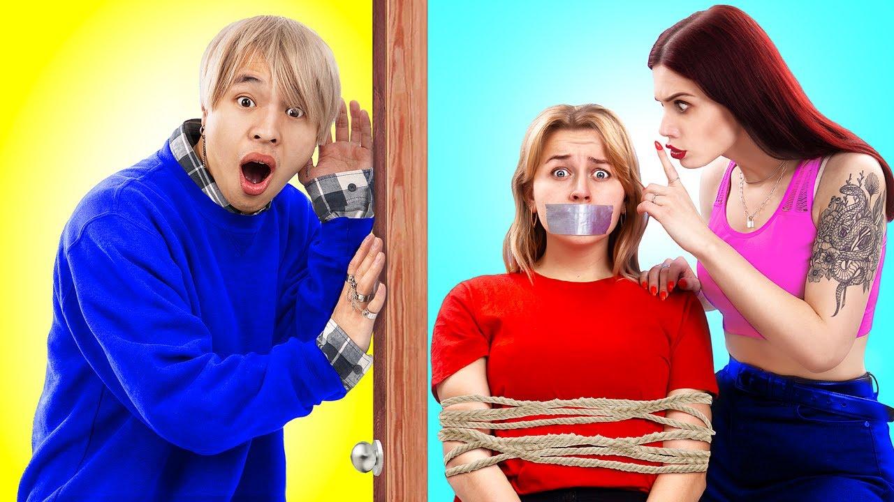 ¡Cómo Secuestrar a Tu Mejor Amiga! 12 Situaciones Graciosas