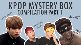 KPOP Mystery Box  Compilation (GOT7, BTS, B1A4, ASTRO, MONSTA X, IKON)
