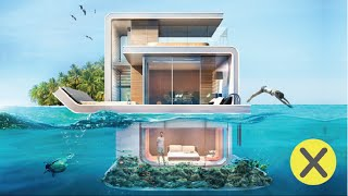 7 Increibles Construcciones Sub-Marinas