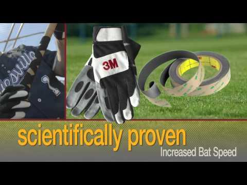 The Batting Glove Reinvented!