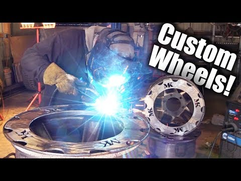 How to Build Wheels Completely From Scratch!