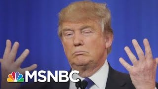 Donald Trump: 'My Hands Are Normal Hands' | All In | MSNBC