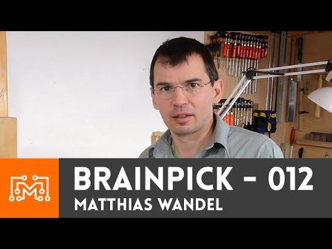 BrainPick - Live Q&A with Matthias Wandel