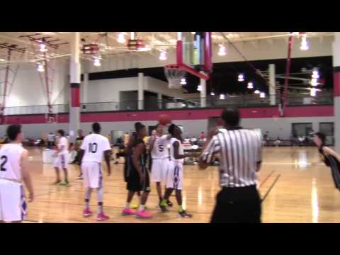 KMP Basketball Club - Team Highlights from AAU Nationals!!!