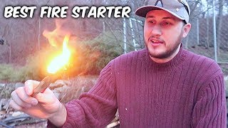 How To Make Fatwood? - Best Fire Starter!