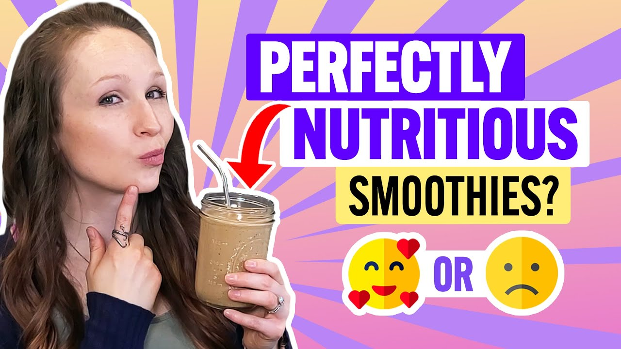 🍌 TUSOL Review & Taste Test:  Are These 1 Minute Smoothie Mixes Any Good?