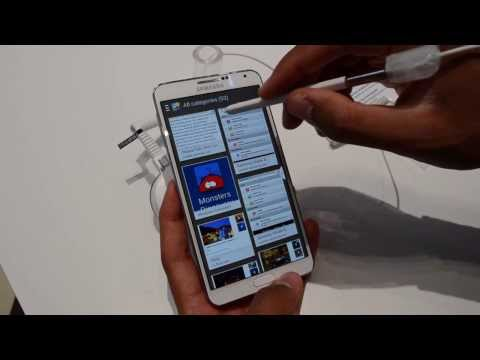 How To Take Screenshot Galaxy Note 3 + Note 3 Screenshot With S-Pen + Scrapbooker Explained