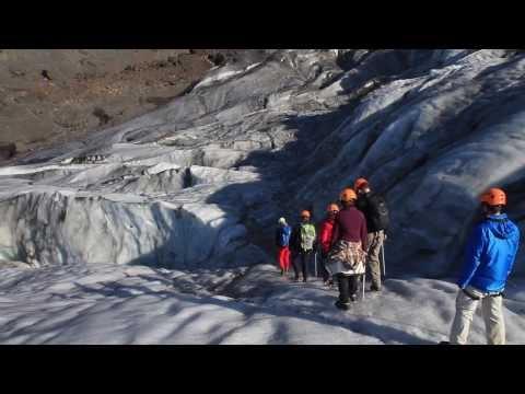 Skaftafell Glacier Walk Iceland