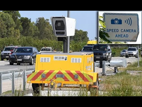Gold Coast speed camera n Bermuda St could net $19,000 worth of red light fines in one hour