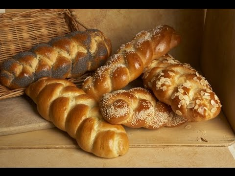 How to Make Challah - Bread Recipes
