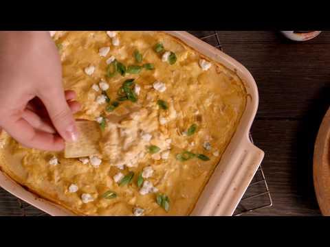 Buffalo Chicken Dip - Simply Texas Pete