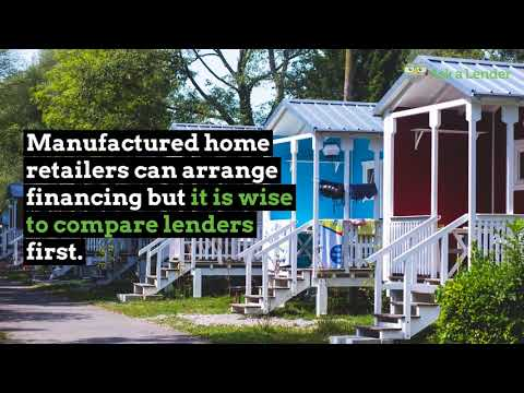 How to Finance a Mobile or Manufactured Home | Ask a Lender