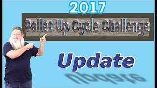 2017 Pallet Up-cycle Challenge Official Update