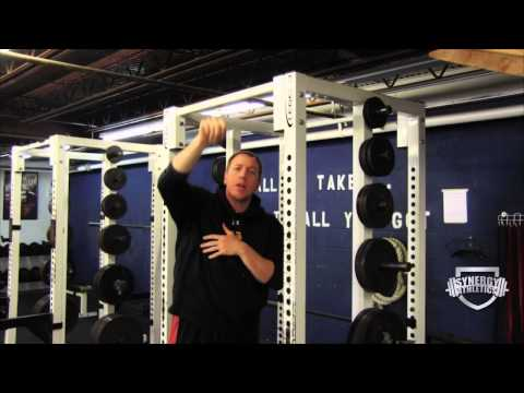 How to do more chin ups: 3 Position Isometrics