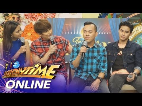 It's Showtime Online: Jayson Guillermo on possibly using his dual voice talent in the competition