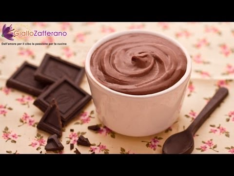 Chocolate custard recipe