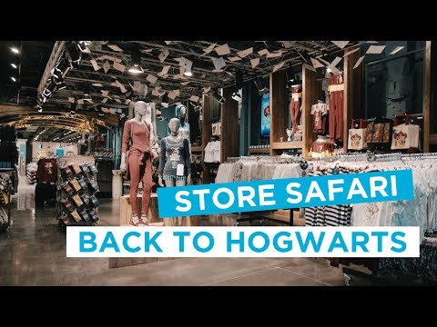 PRIMARK | Harry Potter | Store Safari | Oxford Street East