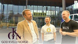 Herman Flesvig om rollen i Allerud VGS: – Jeg har lagt om livsstilen min totalt for 13 replikker..