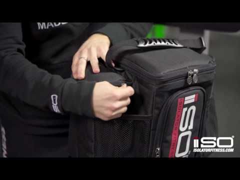 3 Meal Isobag by Isolator Fitness