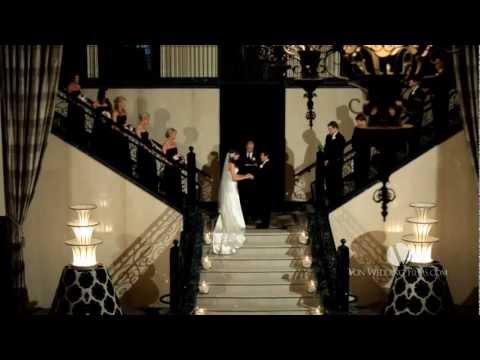 Tulsa Wedding Video at the Mayo Hotel