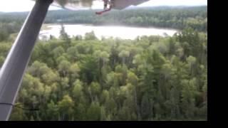 Departing Marionette Lake