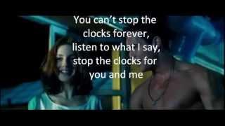 Stop the Clocks  L.A. Con letra - Version 3 Metros sobre el Cielo
