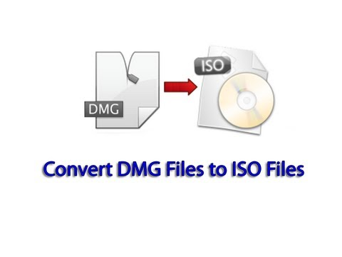 How to Convert DMG Files to ISO Files on Windows by Britec