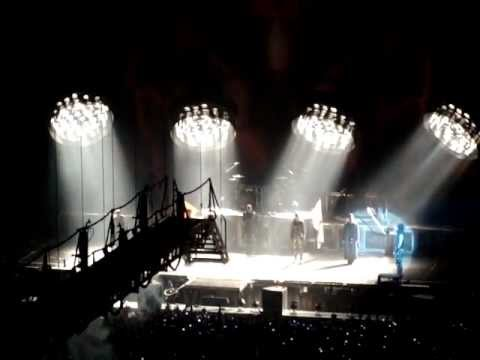 Rammstein London o2 Arena 24/02/12 Intro HD
