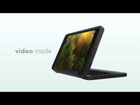 ZAGG Rugged Book iPad Keyboard