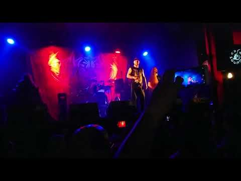 SINISTER - Live in  at Monterrey, Mexico 3-22-2018