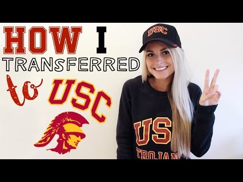 The REAL Way I Transferred to USC/How to Get Into USC │Transfer FAQ | Tasha Farsaci