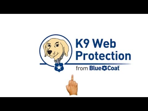 how to disable k9 webprotection part one