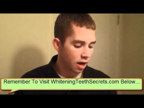 Oil Pulling With Coconut Oil - Natural & Safe Teeth Whitening