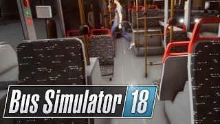 BUS SIMULATOR 18 🚌 012 • Ich würde NIEMALS zu schnell fahren!!11elf • LET'S PLAY