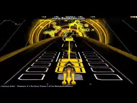 Pokemon XY Boutique Theme (LaCron Remix) Audiosurf