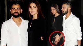 Virat And Anushka IN LOVE At Zaheer Khan Engagement Party | Full Video