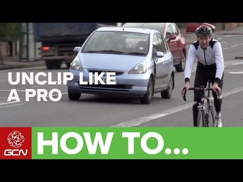 How To Unclip Like A Pro - Use Clipless Or SPD Pedals