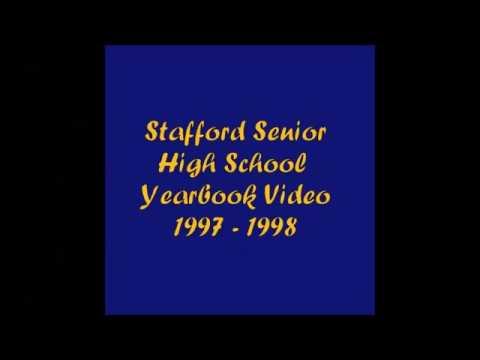 Stafford Senior High Yearbook Video '97 - '98