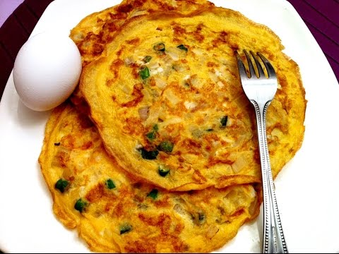 How to make Indian Masala Omelet